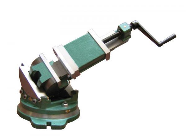 HOLZMANN Industrie Maschinenschraubstock IP 125