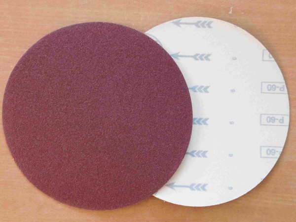 Klett-Schleifteller Ø 230 mm- K 150