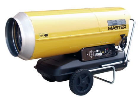 MASTER Ölheizgerät B 360