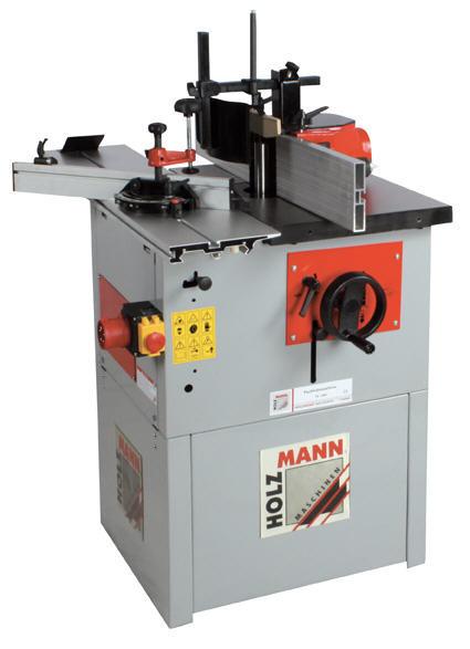 HOLZMANN Tischfräsmaschine FS 160L 230 V