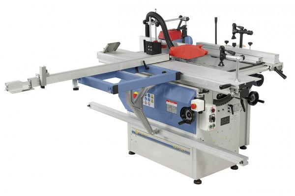 Universal-Kombinationsmaschine CWM 260 F - 1600