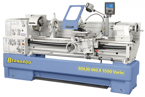 Universal-Drehmaschine Solid 460 x 2000 Vario