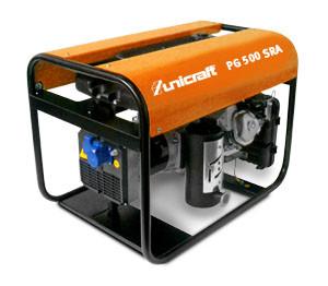 Synchron-Stromerzeuger PG 500 SRA