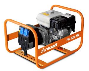 Synchron-Stromerzeuger PG 320 SR