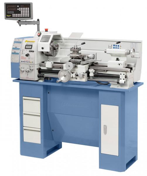 Drehmaschine Profi 700 PRO - 230V mit 2-Achs-Digitalanzeige
