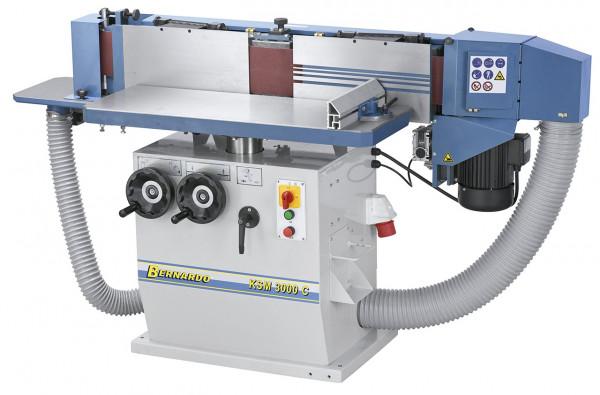 Kantenschleifmaschine mit Funierschleifeinrichtung KSM 3000 C