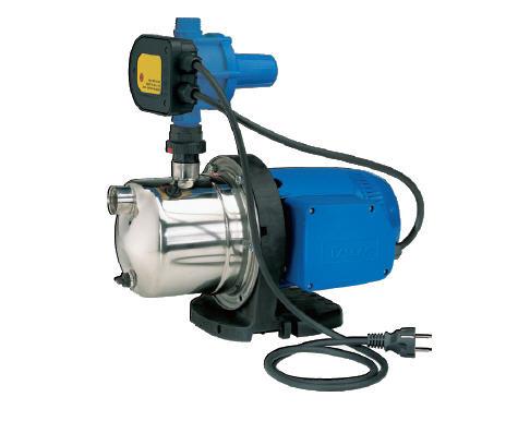 TALLAS Hauswasserautomat Inox K 120