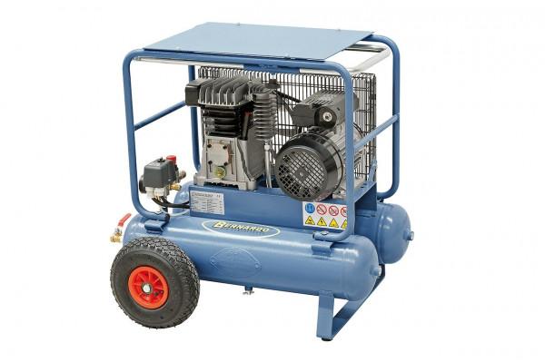 Montage-Kompressor AC17/DUO/F/W, fahrbar