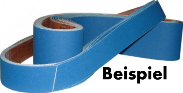 Zirkonkorundschleifband 1220 x 100 K 60 (10 Stk.)