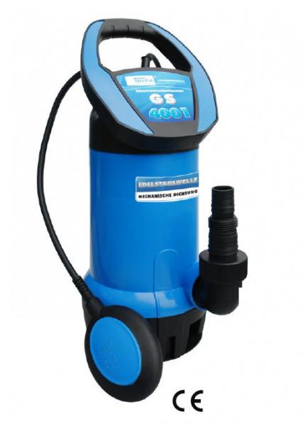 GÜDE Schmutzwasser-Tauchpumpe GS 4001