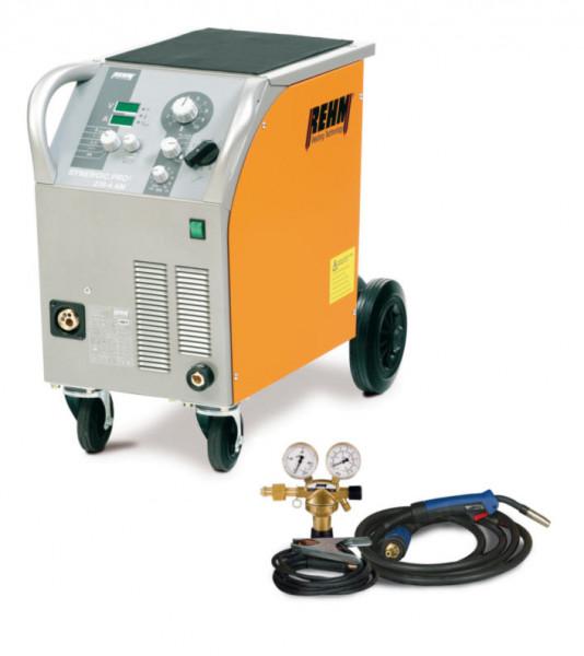REHM MIG-MAG Schweißgerät Synergic.Pro² 310-4 AM
