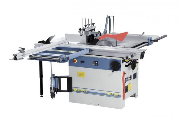 Formatkreissäge-Fräsmaschine CSM 1600