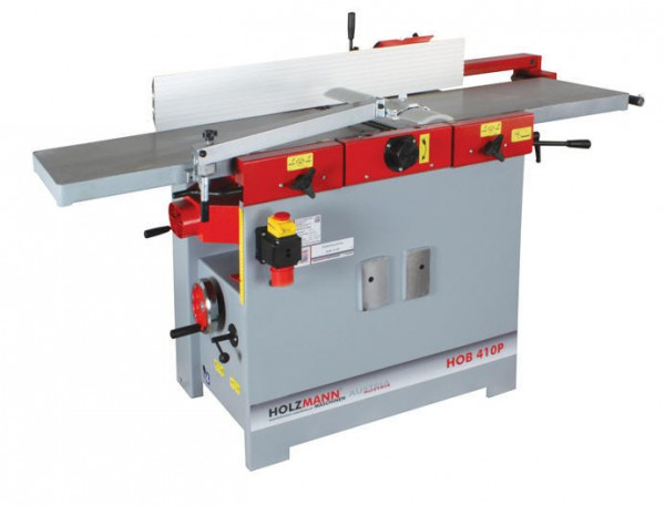 Abricht-Dickenhobelmaschine HOB 410P 230 V HOLZMANN