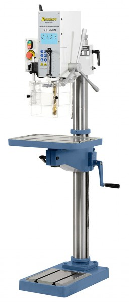 Getriebe-Säulenbohrmaschine GHD 25 SN