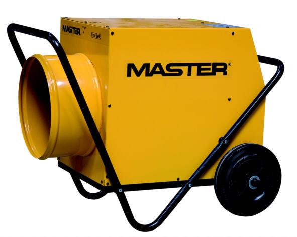 MASTER Elektroheizgerät B 18 EPR