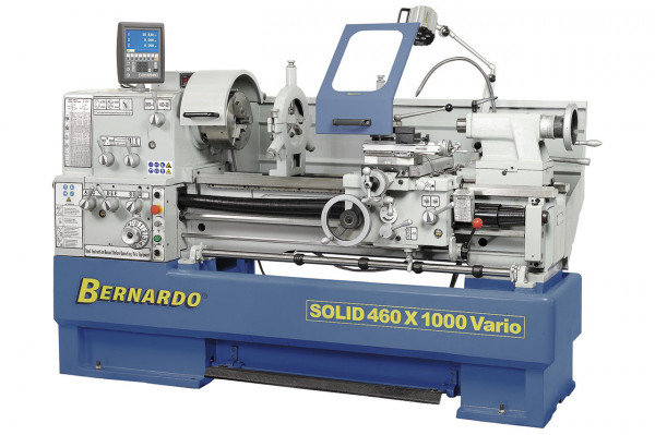 Universal-Drehmaschine Solid 460 x 1000 Vario