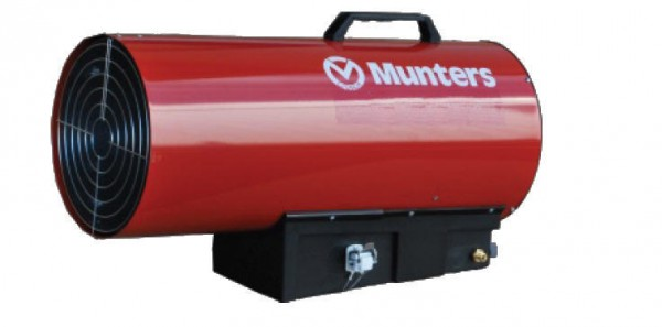 MUNTERS Gasheizgerät KID 40 M
