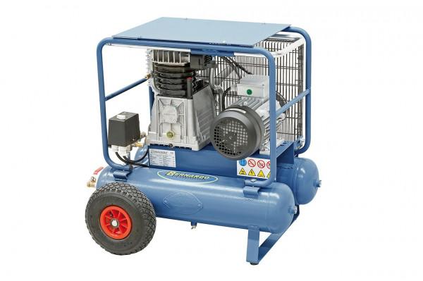 Montage-Kompressor AC28/DUO/F/D, fahrbar