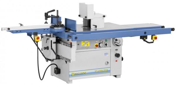 Schwenkspindel-Fräsmaschine TS 1300 TCE