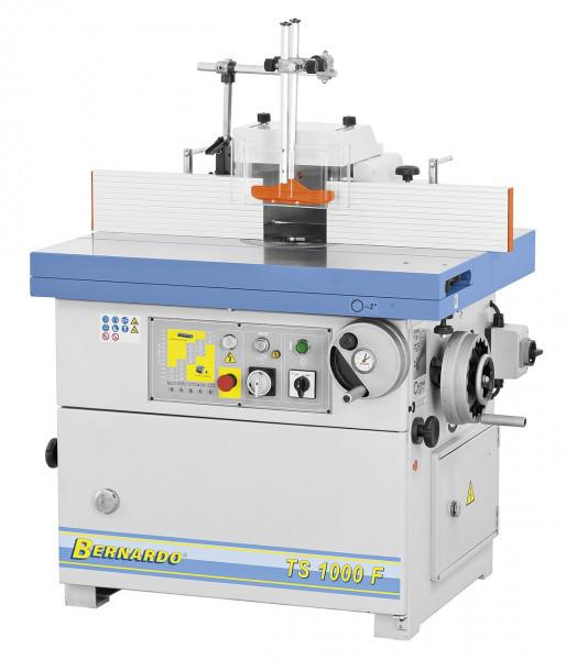 Schwenkspindel-Fräsmaschine TS 1000 F