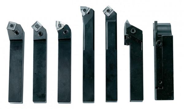 Drehmeisselsatz mit HM-Wendeplatten, 20 mm, Satz E