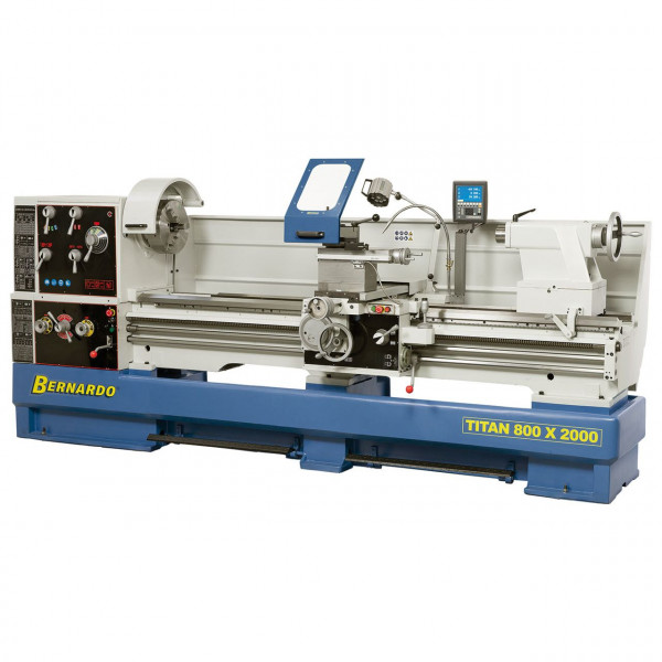 Produktions-Drehmaschine Titan 800 x 3000