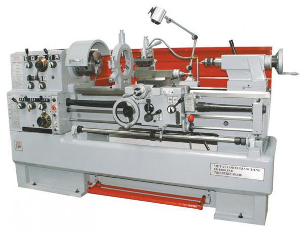 HOLZMANN schwere Industrie-Drehmaschine ED 1000IND