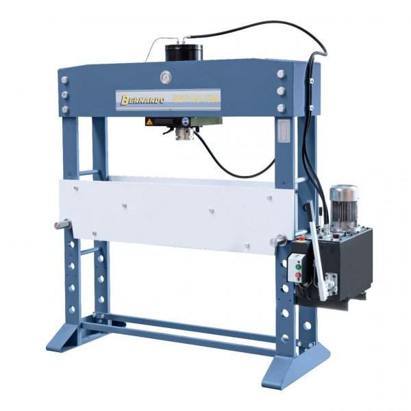 Werkstattpresse hydraulisch HWP 100 - 1500