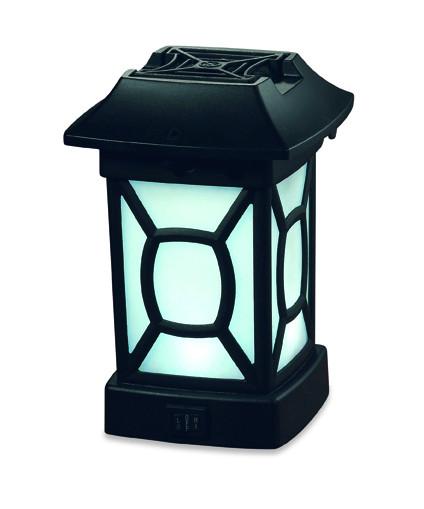 Gartenlaterne mit LED Beleuchtung