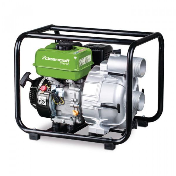 Benzin-Schmutzwasserpumpe SWP 80 Cleancraft