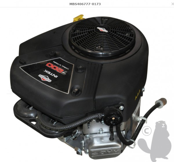 motor briggs stratton 20 ps intek 7200 ohv 2 zylinder ersatz motor f rasentraktor. Black Bedroom Furniture Sets. Home Design Ideas