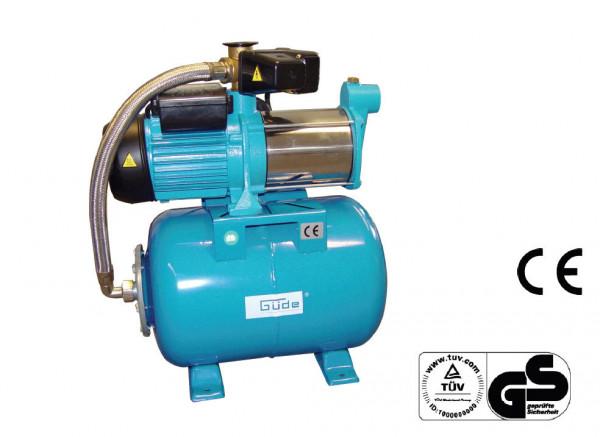 GÜDE Hauswasserwerk MP 120/5A 24 LT
