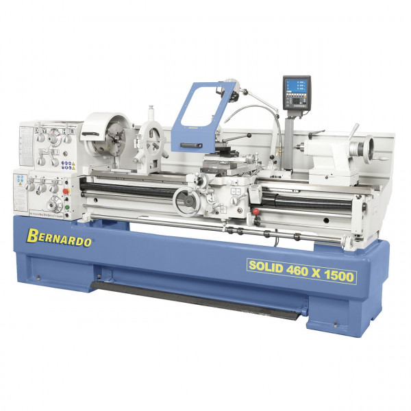 Universal-Drehmaschine Solid 460 x 1000