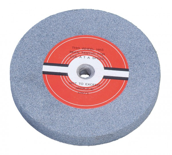 Schleifscheibe fein Ø 200 x 20 x 15,88 mm - K80