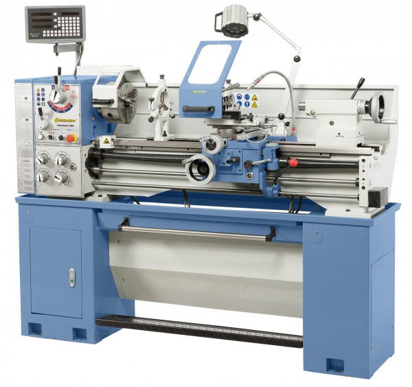 Drehmaschine Standard 360 x 1000 inkl. 3-Achs-Digitalanzeige