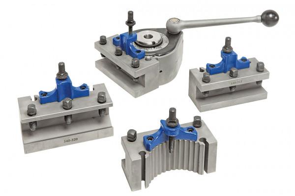 Schnellwechsel-Stahlhalter System Multifix Größe B