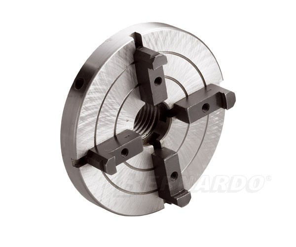 4-Backen-Planscheibe 150 mm Bernardo