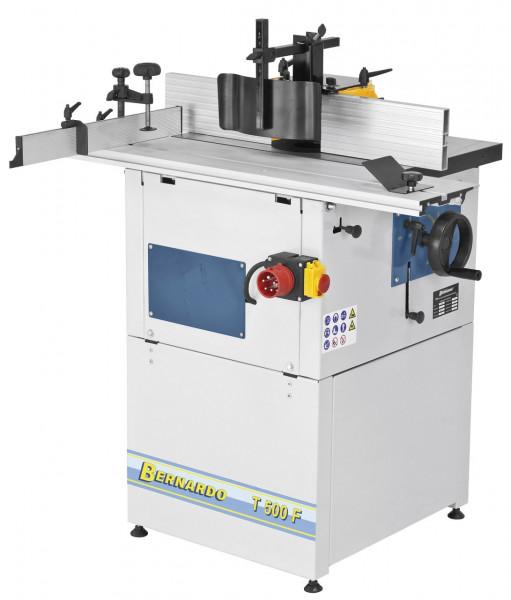 Tischfräsmaschine T 500 F - 400 V