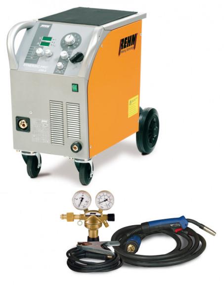 REHM MIG-MAG Schweißgerät Synergic.Pro² 230-2 AM