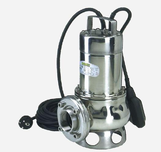TALLAS Schmutzwasserpumpe INOX AV 350