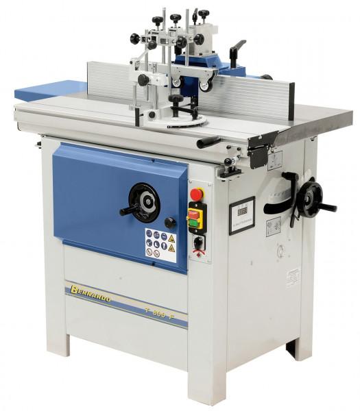 Schwenkspindelfräsmaschine T 800 F - 230V