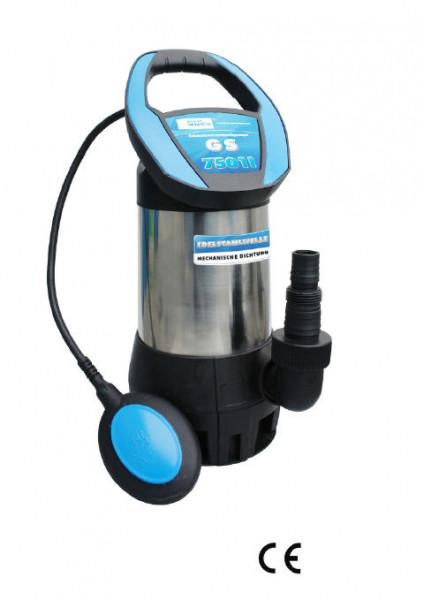 GÜDE Schmutzwasser-Tauchpumpe GS 7501 I