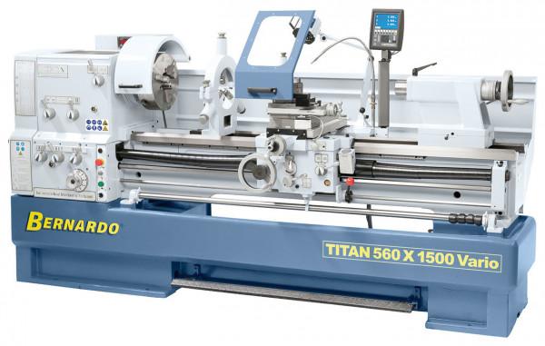 Produktions-Drehmaschine Titan 560 x 1500 Vario