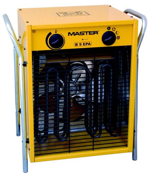 MASTER Elektroheizgerät B 9 EPB