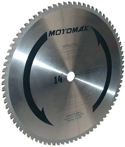 GÜDE Metallsägeblatt 355 x 25,4 mm