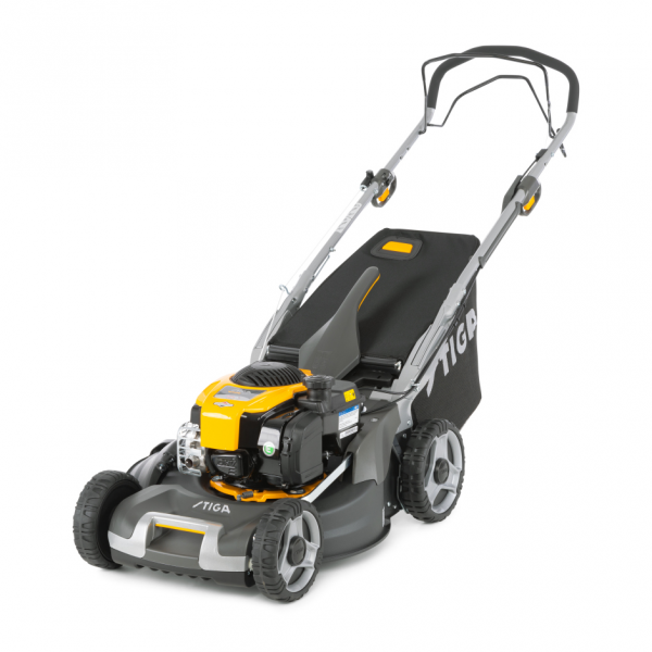 Benzin-Rasenmäher Twinclip 50 SQ B Modell 2019