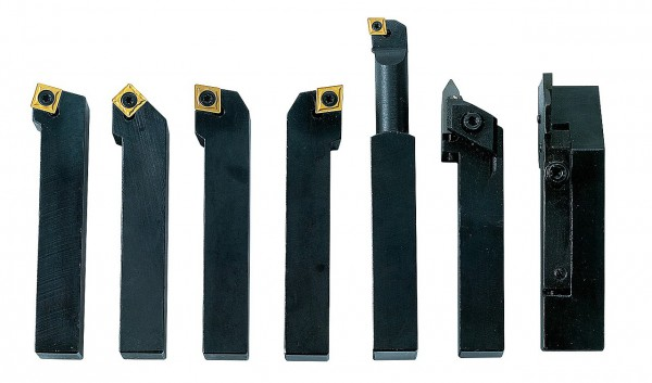 Drehmeisselsatz Tin-beschichtet, 16mm, Satz D